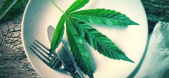 Le Foglie Fresche Di Cannabis Sono Un Superfood?