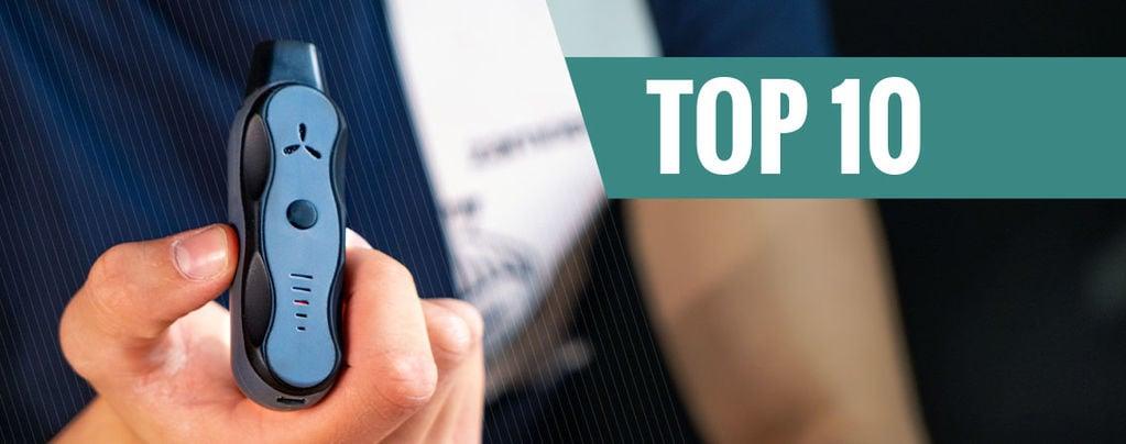 Top 10 Best Vaporizers