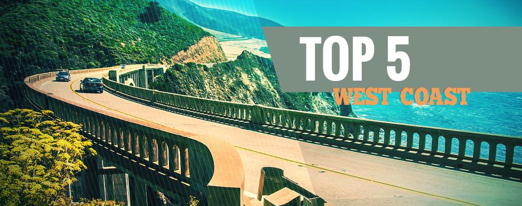 Top 5 Le migliori varietà di Cannabis dalla West Coast
