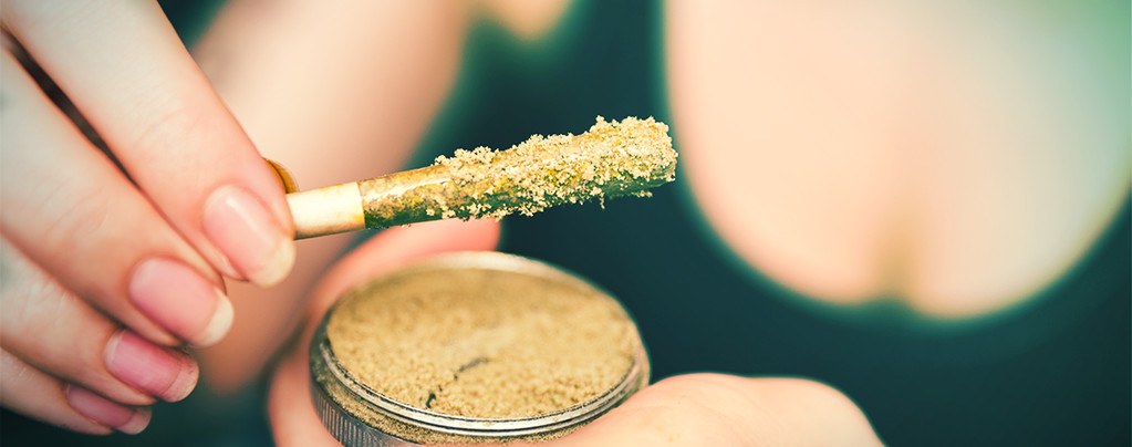 How To Twax A Joint Or Bowl