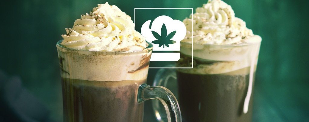 Cannabis Infused Hot Chocolate