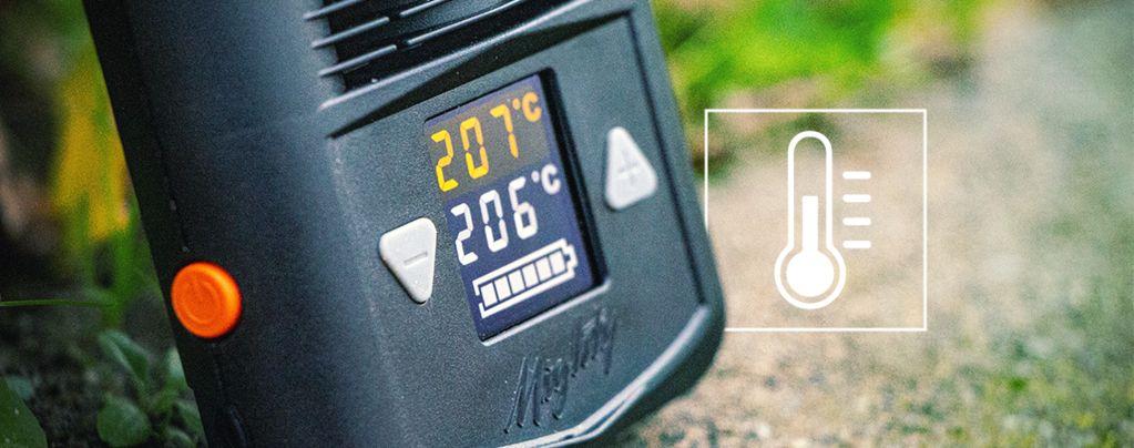 Vaporizing Temperature