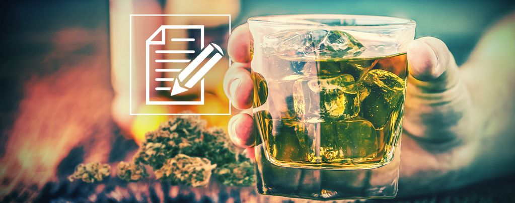 Searching For A Gateway Drug—Cannabis Vs. Alcohol