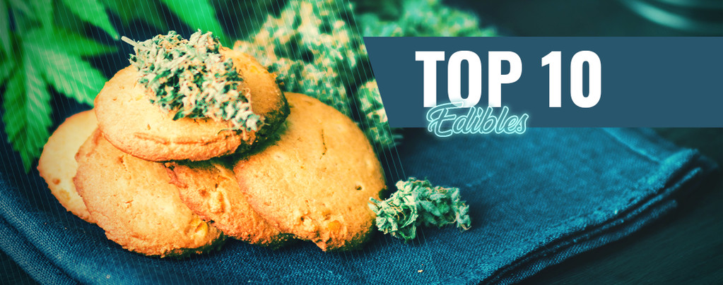 Top 10 Best Cannabis Edibles In Amsterdam