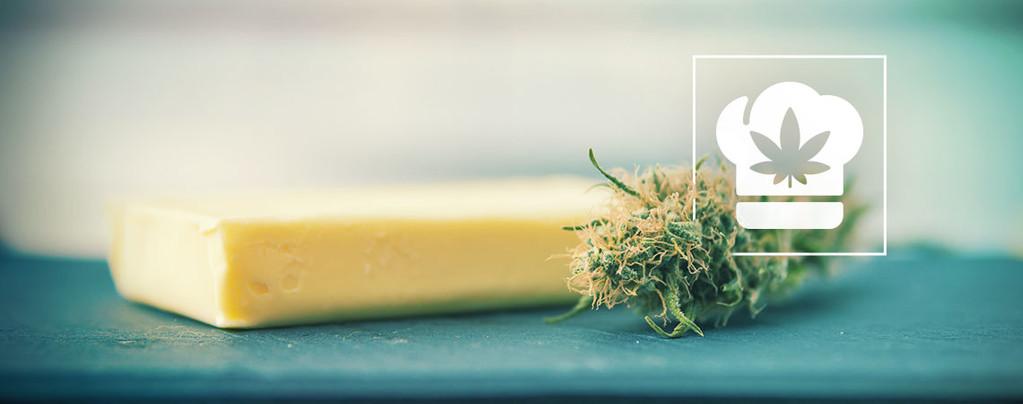 Wie Man Cannabis Butter Herstellt