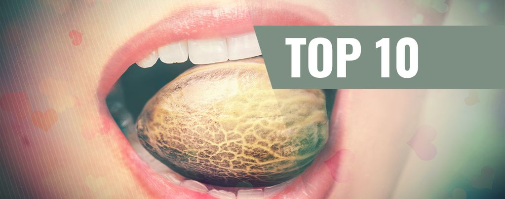 Best-Tasting Cannabis Strains