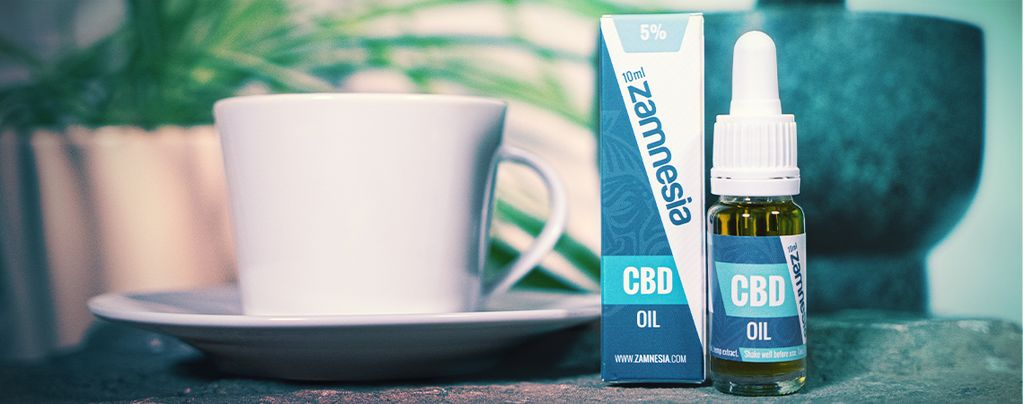 How To Combine CBD Oil With Coffee