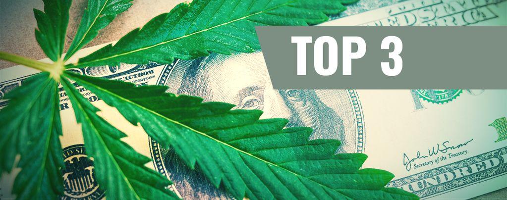 Top 3 Most Expensive Cannabis Strains