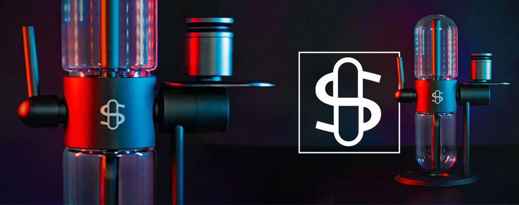 Stündenglass: Precision Craftsmanship In A Gravity Hookah
