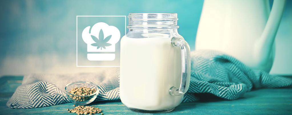 Come fare il latte alla Cannabis