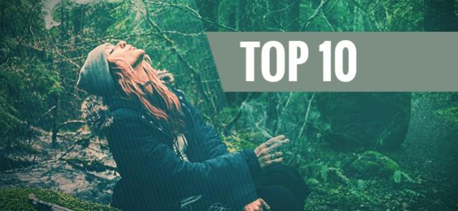 Top 10: Le cose migliori da fare durante lo sballo