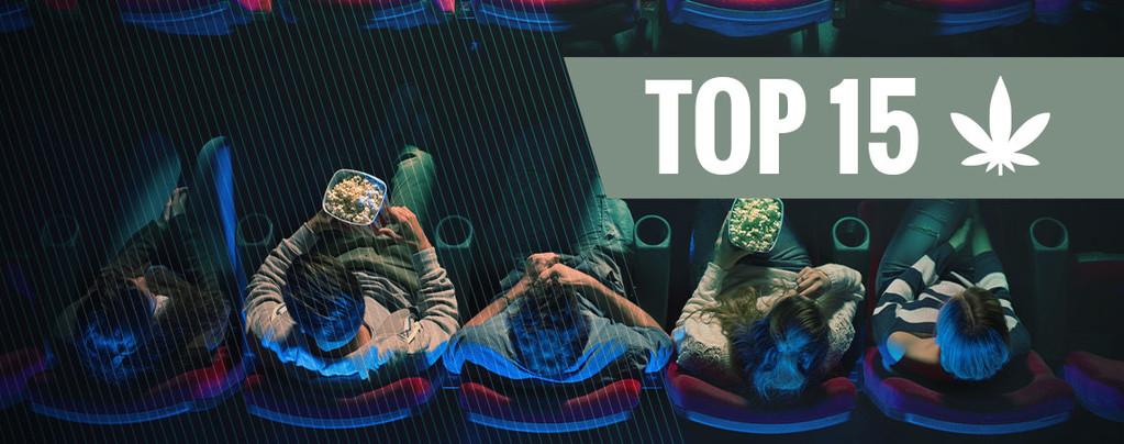 Top 15: I migliori film da sballo