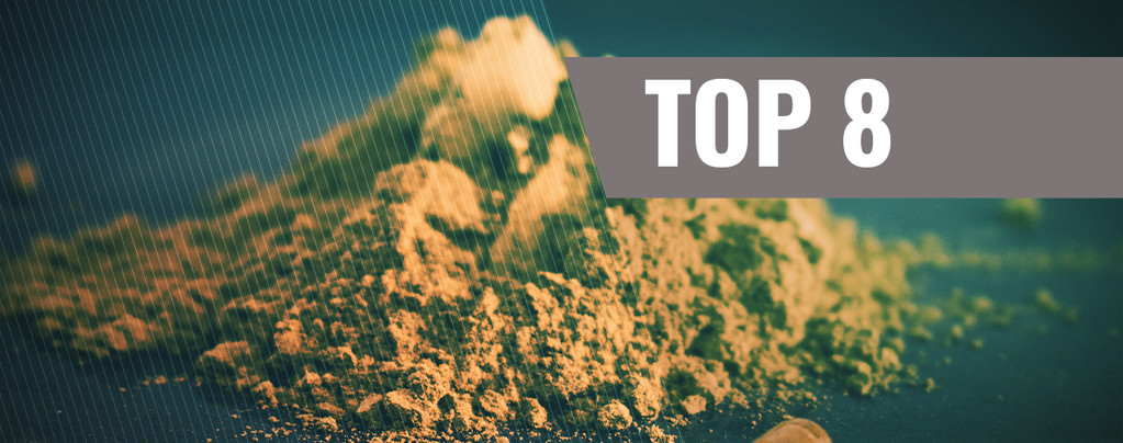 Top 10: I migliori effetti del Kratom