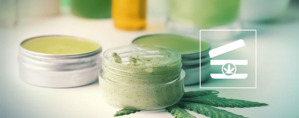 Come prendersi cura della propria pelle con una pomata alla Cannabis