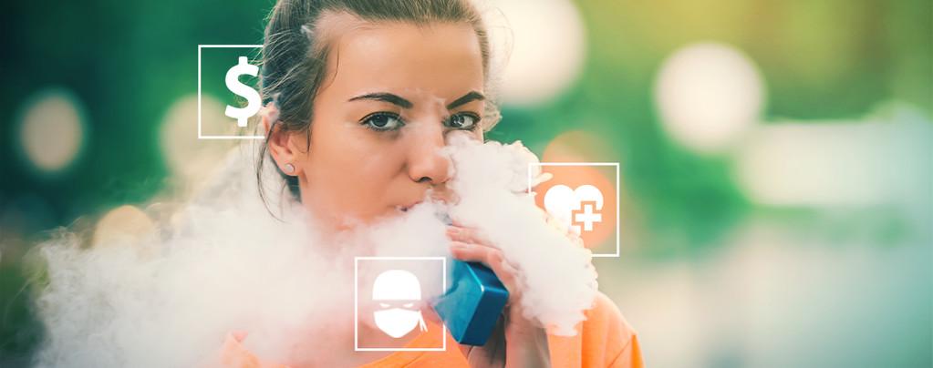 I vantaggi della vaporizzazione: perchè è la scelta migliore