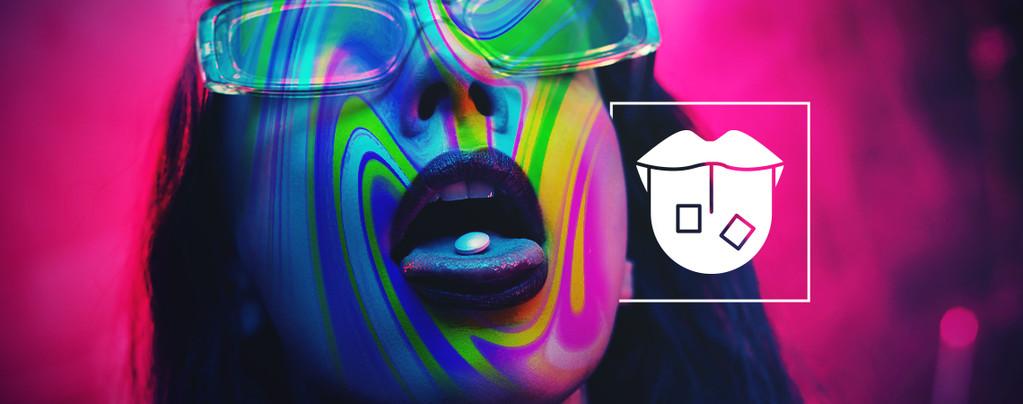 LSD: Wie es funktioniert und Acid Flashbacks