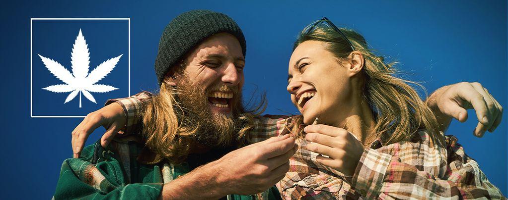 Perchè la Cannabis fa ridere?