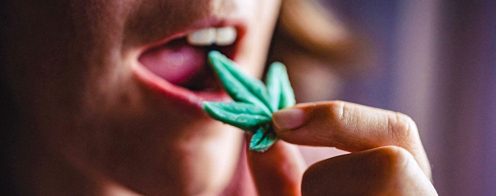 Mangiare Cannabis Vs. Fumarla