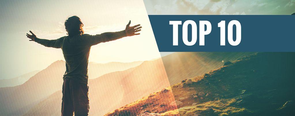Die 10 besten Plätze um high zu werden