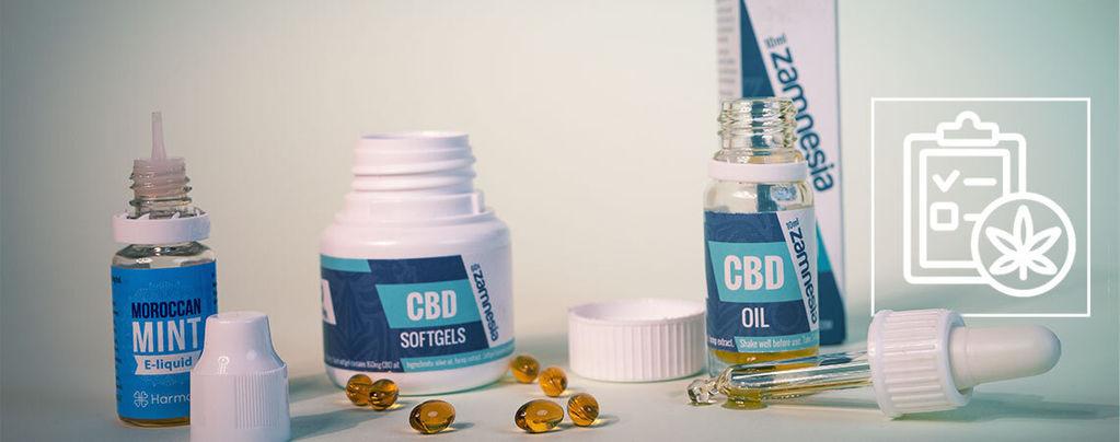 CBD Test Sulla Droga