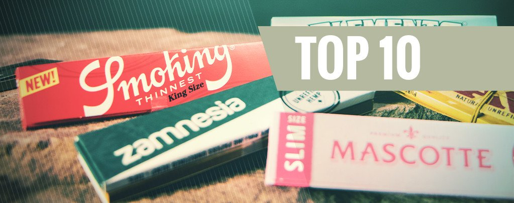 The 5 Best Rolling Papers - Zamnesia Blog