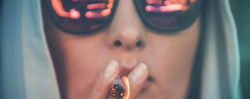 Wie man verbirgt, daß man high ist
