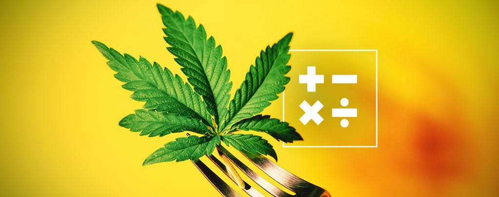 Calculate THC Strength In Edibles