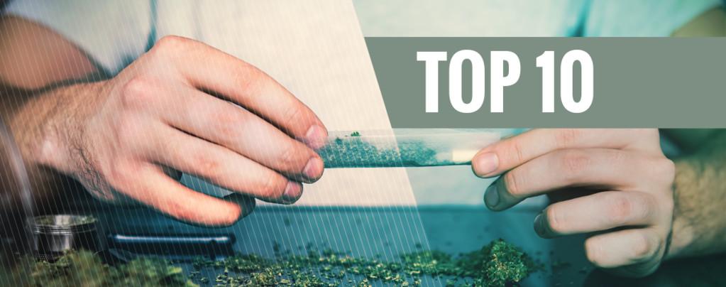 La Top 10 dei migliori motivi per evitare il tabacco e fumare solo marijuana pura