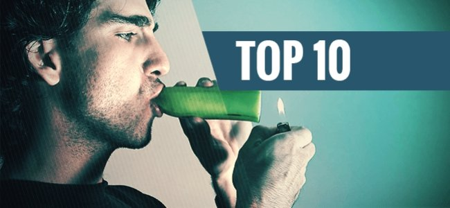 10 (Legal) Drugs That Will Induce a Psychedelic Trip