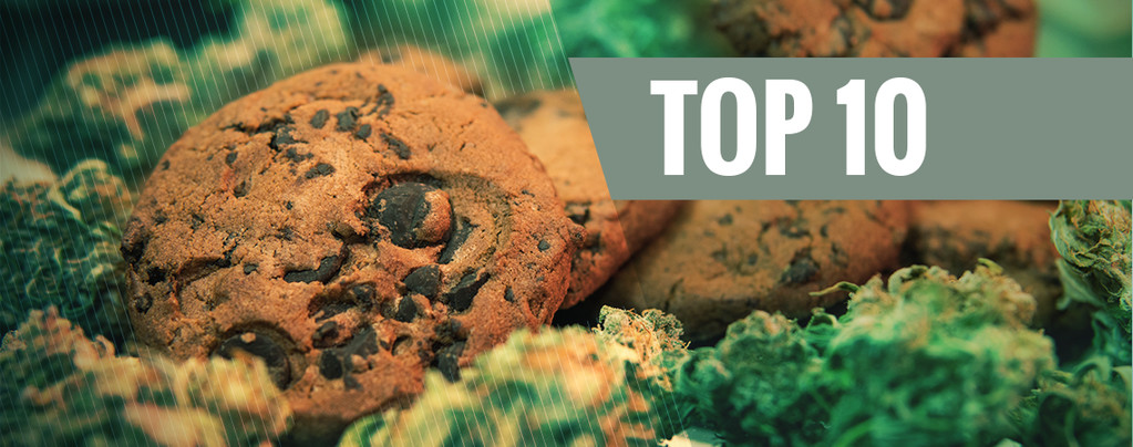 Top 10: Ricette alla Cannabis