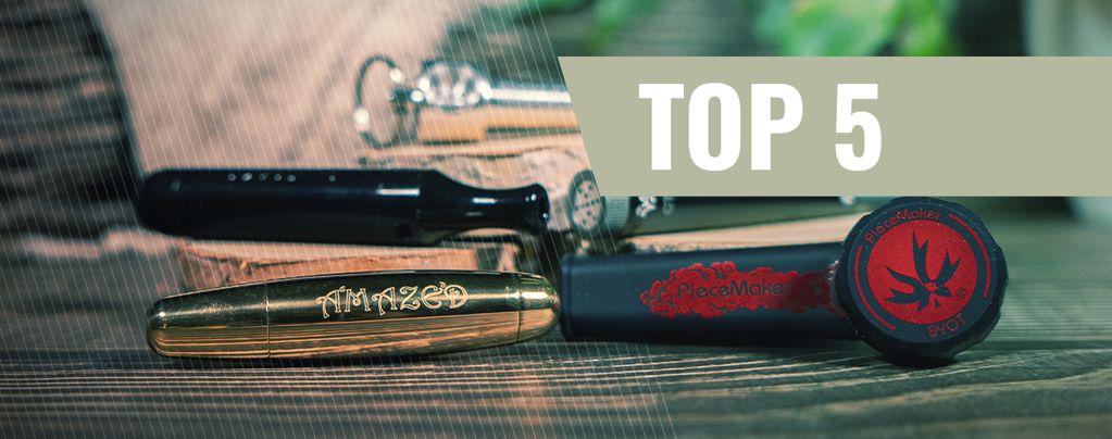 Top 5: Pipe da Viaggio Indistruttibili