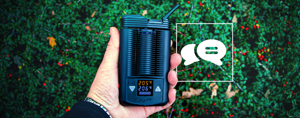 Vaporizer Review: The Mighty