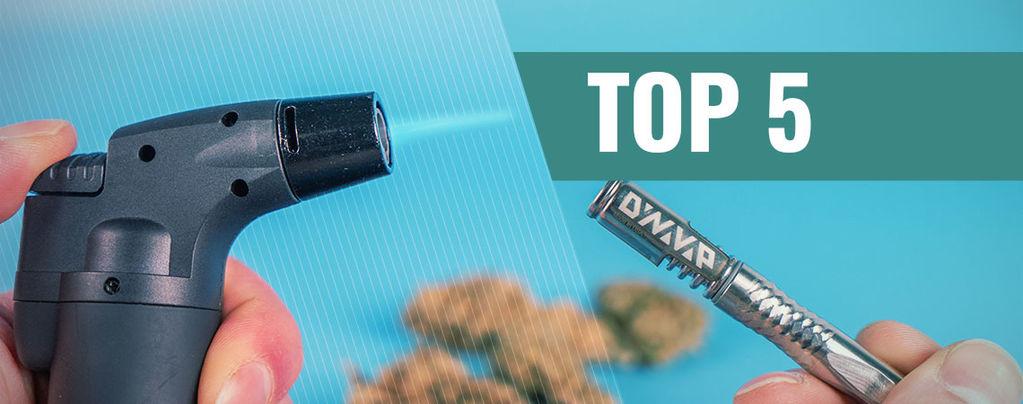 Top 5 Flame-Powered Vaporizers