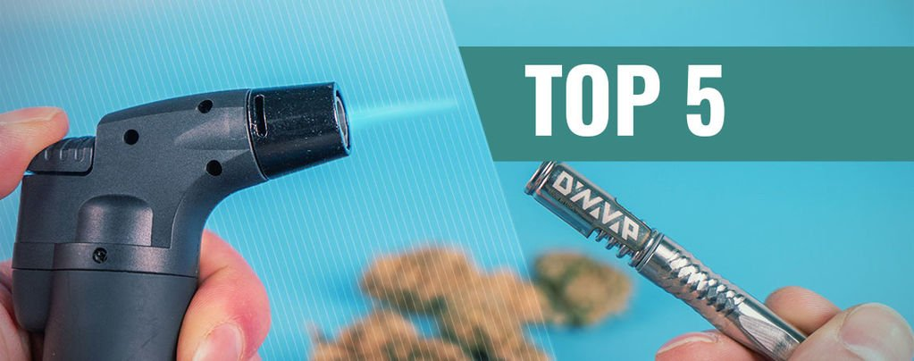 Top 5 Flame-Powered Vaporizers