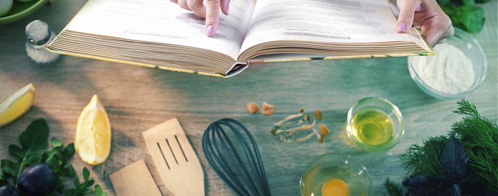 Recipes For Magic Mushrooms And Truffles