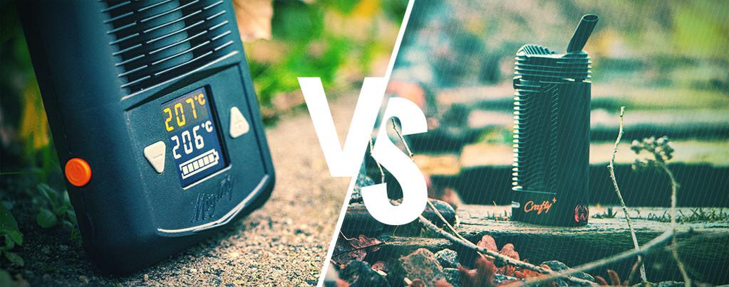 Mighty vs Crafty+