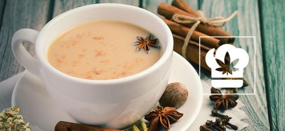 How To Make Cannabis Chai Tea