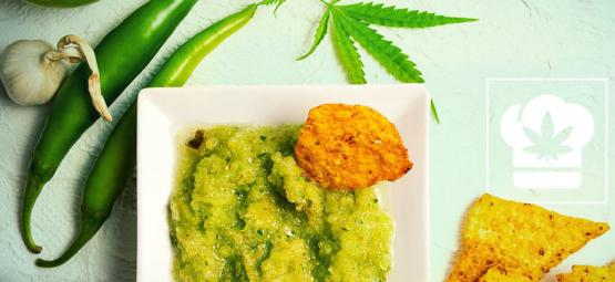 How To Make Cannabis-Infused Guacamole