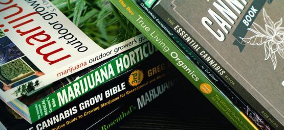 Best Cannabis Growing Books