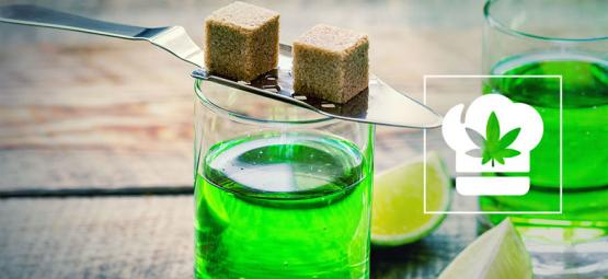 Making Absinthe At Home With A Starter Kit