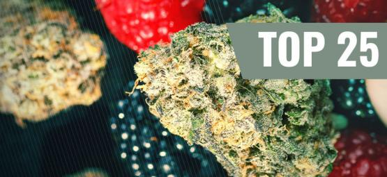 The Top Five Fruity Cannabis Strains You Need To Try Right Now