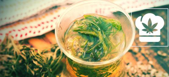 How To Make A Cannabis Tea