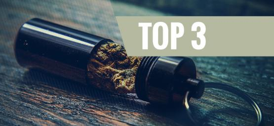Top 3 Tools To Hide Your Stash On The Go