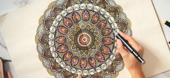 Drawing On Acid: How Hallucinogens Inspire Creativity
