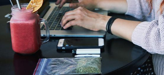 A Guide To Smoking Weed Discretely At Work