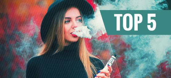 Top 5 Vaporizers For Cannabis Concentrates