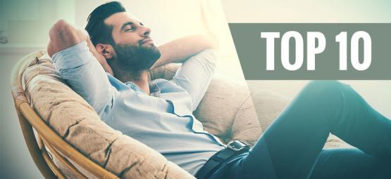 Top 10 Cannabis Strains For Relaxing And Stress Relief