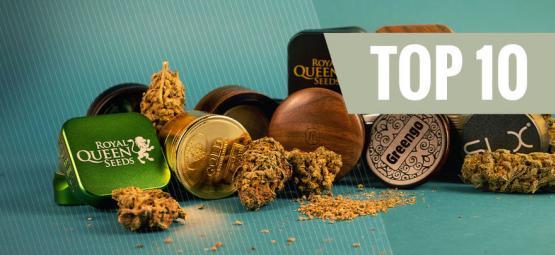 Top 10 Weed Grinders 2019