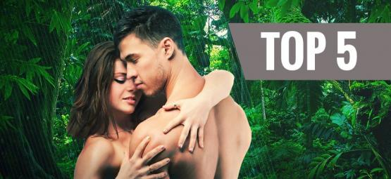 Top 5 Rainforest Aphrodisiacs