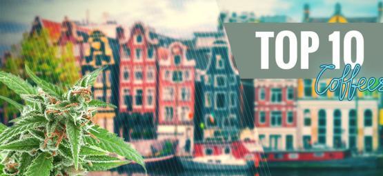 Top 10 Coffeeshop Cannabis Strains